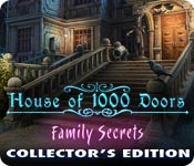 Free House of 1000 Doors: Family Secrets Collector's Edition Mac Game