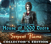 Free House of 1000 Doors: Serpent Flame Collector's Edition Mac Game
