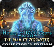 Free House of 1000 Doors: The Palm of Zoroaster Collector's Edition Mac Game