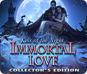 Free Immortal Love: Kiss of the Night Collector's Edition Mac Game