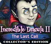 Free Incredible Dracula 2: The Last Call Collector's Edition Mac Game