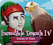 Free Incredible Dracula IV: Game of Gods Collector's Edition Mac Game