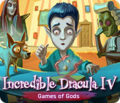 Free Incredible Dracula IV: Game of Gods Mac Game