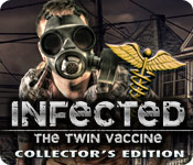 Free Infected: The Twin Vaccine Collector's Edition Mac Game