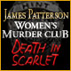 James Patterson Women's Murder Club: Death in Scarlet Mac Games Downloads image small