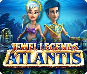 Free Jewel Legends: Atlantis Mac Game