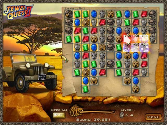 Jewel Quest 2 Mac Game screenshot 1