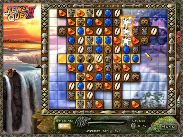 Jewel Quest 2 Mac Game screenshot 4