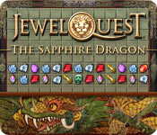 Free Jewel Quest: The Sapphire Dragon Mac Game