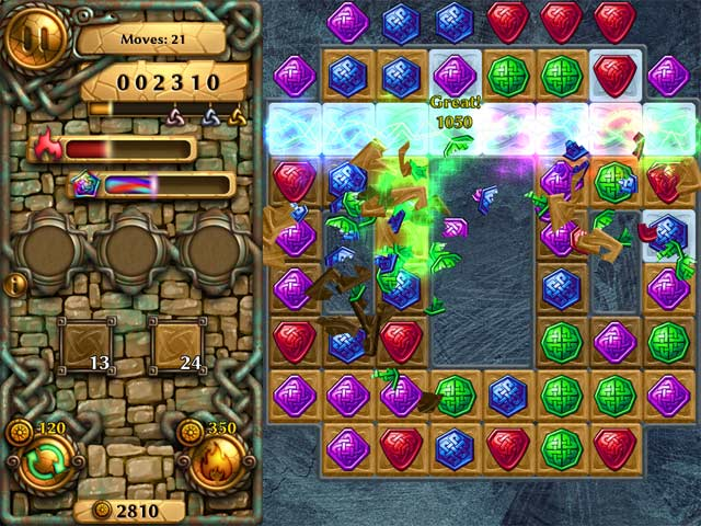 Jewel Tree: Match It Mac Game screenshot 3