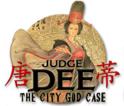 Free Judge Dee: The City God Case Mac Game