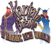 Free Kaptain Brawe: Episode I Mac Game