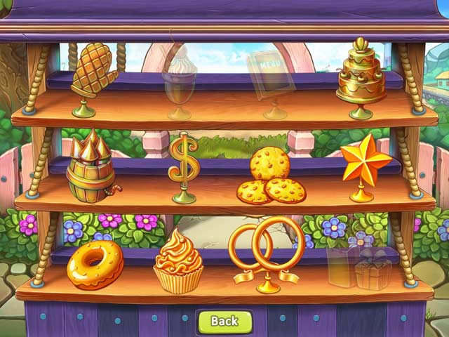 Katy and Bob: Cake Cafe Collector's Edition Mac Game screenshot 2