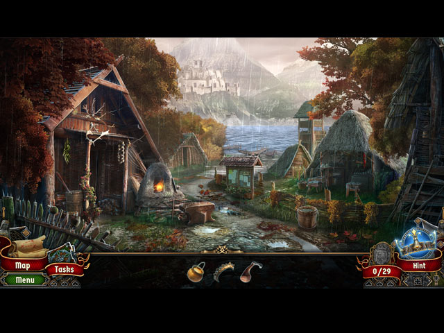 Kingmaker: Rise to the Throne Collector's Edition Mac Game screenshot 1