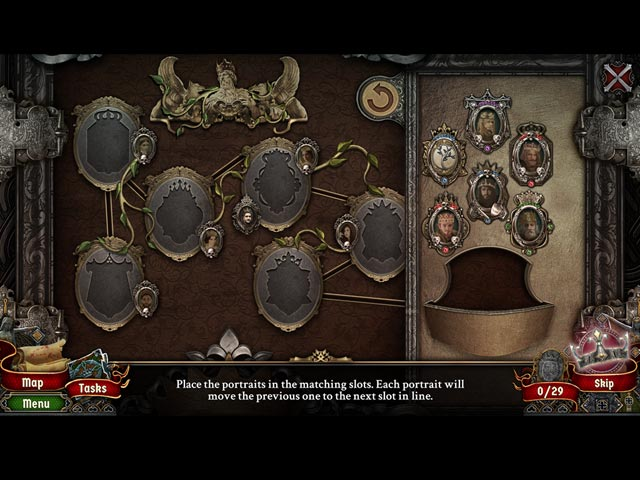 Kingmaker: Rise to the Throne Collector's Edition Mac Game screenshot 3