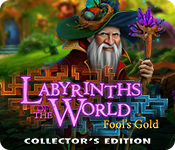 Free Labyrinths of the World: Fool's Gold Collector's Edition Mac Game
