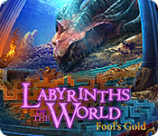 Free Labyrinths of the World: Fool's Gold Mac Game