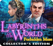 Free Labyrinths of the World: Forbidden Muse Collector's Edition Mac Game