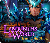 Free Labyrinths of the World: Hearts of the Planet Mac Game