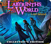 Free Labyrinths of the World: Lost Island Collector's Edition Mac Game