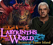 Free Labyrinths of the World: Secrets of Easter Island Mac Game