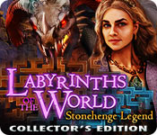 Free Labyrinths of the World: Stonehenge Legend Collector's Edition Mac Game