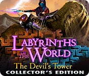 Free Labyrinths of the World: The Devil's Tower Collector's Edition Mac Game