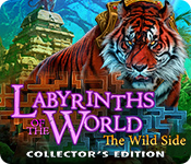Free Labyrinths of the World: The Wild Side Collector's Edition Mac Game