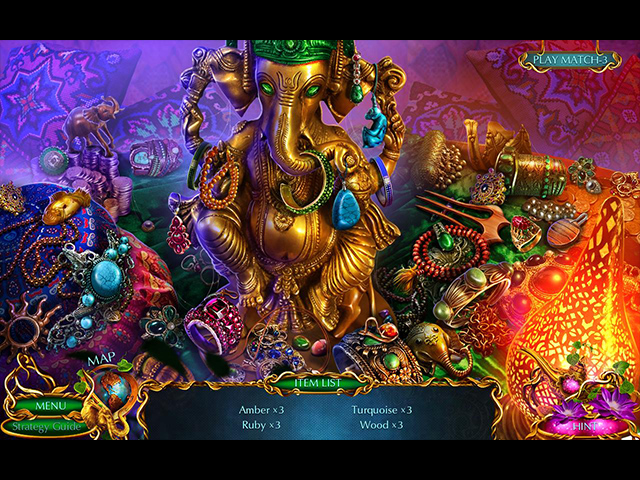 Labyrinths of the World: The Wild Side Mac Game screenshot 2