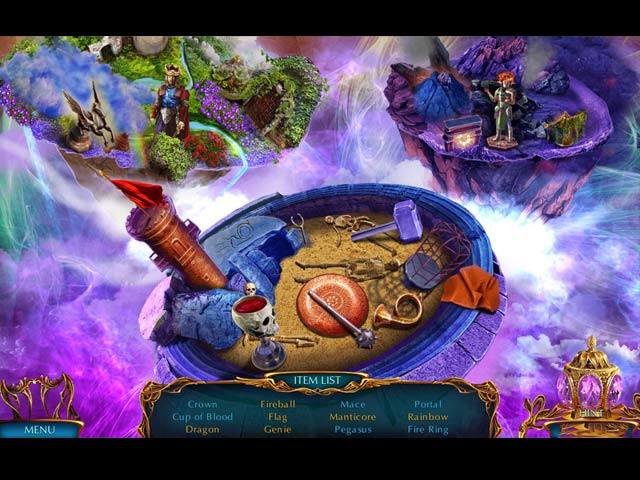 Labyrinths of the World: When Worlds Collide Mac Game screenshot 2