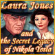 Laura Jones and the Secret Legacy of Nikola Tesla Mac Games Downloads image small