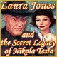 Laura Jones and the Secret Legacy of Nikola Tesla Mac Games Downloads image small