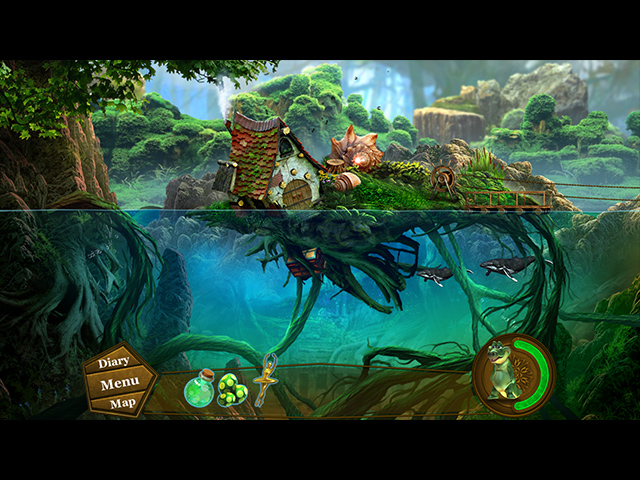 Legacy: Witch Island 2 Mac Game screenshot 1
