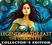 Free Legends of the East: The Cobra's Eye Collector's Edition Mac Game