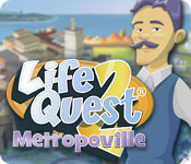 Free Life Quest 2: Metropoville Mac Game