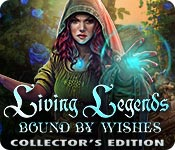 Free Living Legends: Bound by Wishes Collector's Edition Mac Game