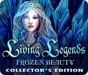 Free Living Legends: Frozen Beauty Collector's Edition Mac Game