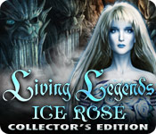 Free Living Legends: Ice Rose Collector's Edition Mac Game