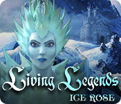 Free Living Legends: Ice Rose Mac Game