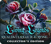 Free Living Legends Remastered: Ice Rose Collector's Edition Mac Game