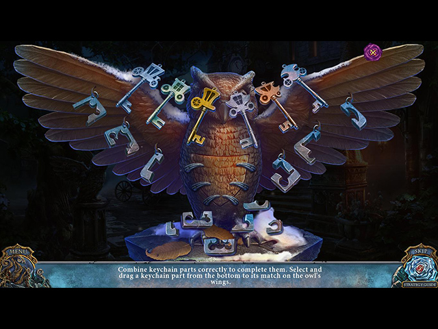 Living Legends: The Crystal Tear Collector's Edition Mac Game screenshot 3