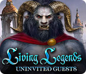 Free Living Legends: Uninvited Guests Mac Game