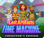 Free Lost Artifacts: Time Machine Collector's Edition Mac Game