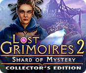 Free Lost Grimoires 2: Shard of Mystery Collector's Edition Mac Game