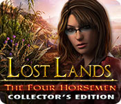 Free Lost Lands: The Four Horsemen Collector's Edition Mac Game