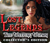 Free Lost Legends: The Weeping Woman Collector's Edition Mac Game