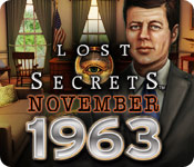 Free Lost Secrets: November 1963 Mac Game