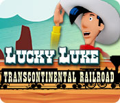 Free Lucky Luke: Transcontinental Railroad Mac Game