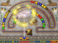 Luxor Amun Rising for Mac Game screenshot 1