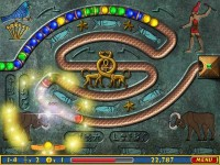 Luxor Amun Rising for Mac Games screenshot 3